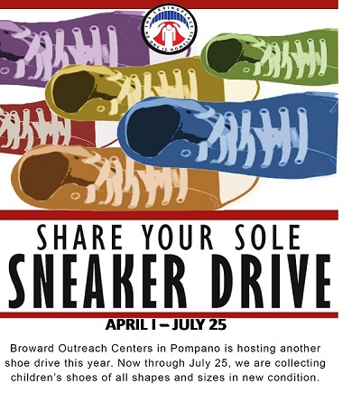 Share your Sole Sneaker Drive (a)
